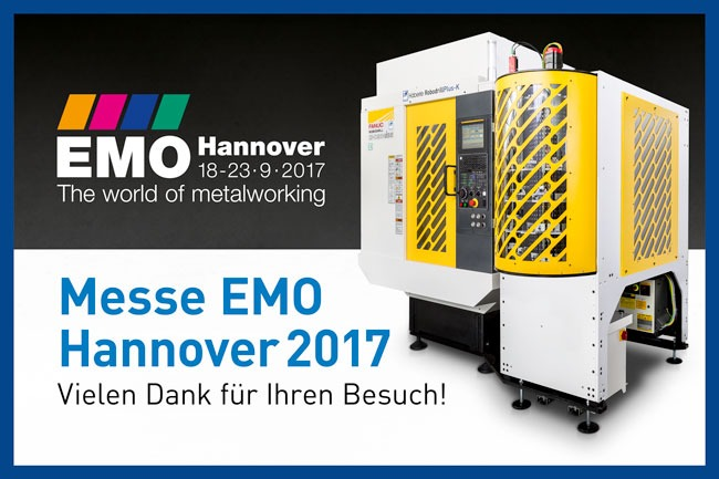 Messe EMO Hannover 2017 Thumbnail