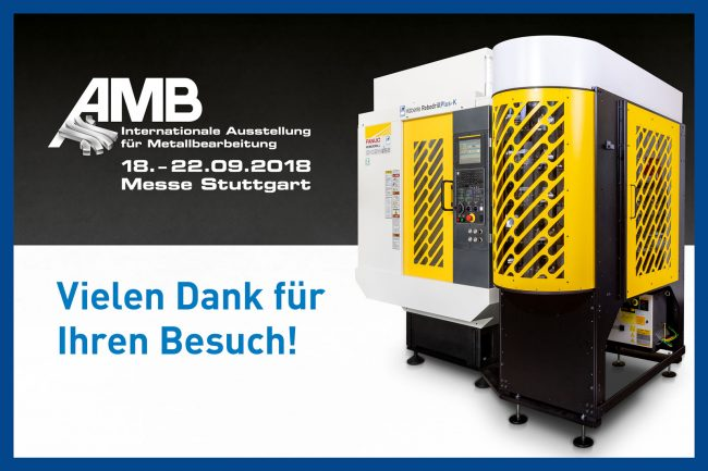 AMB Stuttgart 2018 Thumbnail