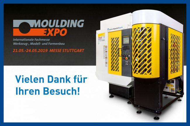 Moulding Expo Stuttgart 2019 Thumbnail