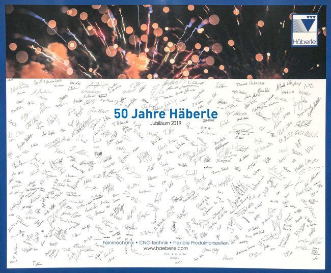 50 Jahre Häberle Jubiläum & Hausausstellung Thumbnail